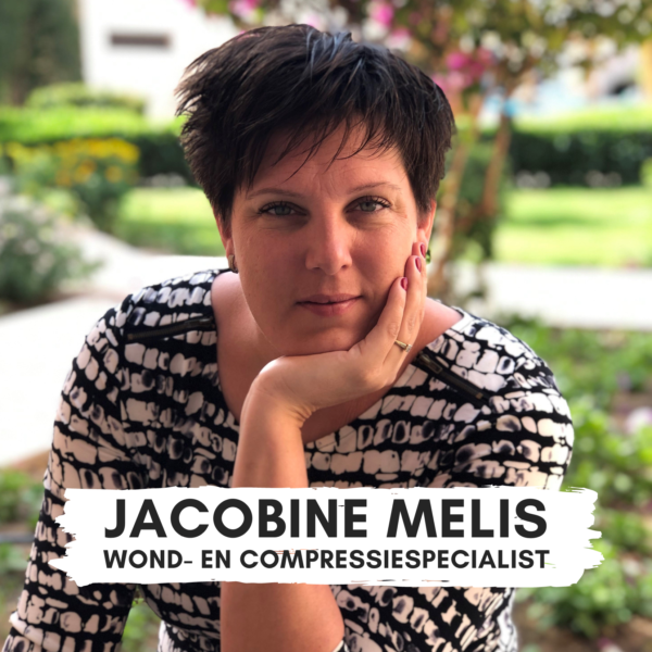 Jacobine Melis - Wond- en compressiespecialist 2